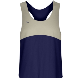 Girls Lacrosse Uniforms Navy Blue