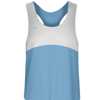 womens Lacrosse Uniforms Powder Blue