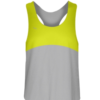 Girls Lacrosse Uniforms yellow