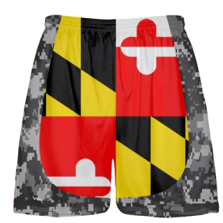 Maryland Football Shorts