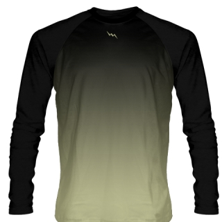 Vegas Gold Long Sleeved Soccer Jerseys