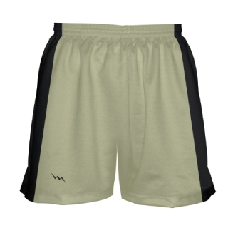 Girls Vegas Gold Lacrosse Shorts