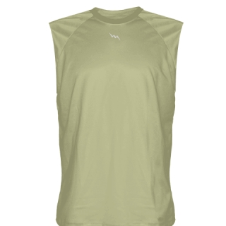 Vegas Gold Sleeveless Football Practice Shirts