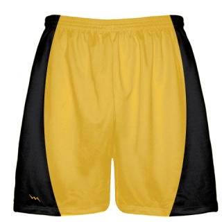 Athletic Gold Football Shorts