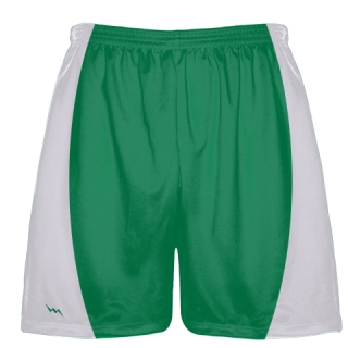 Kelly Green Football Shorts