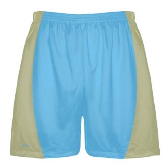 Powder Blue Football Shorts