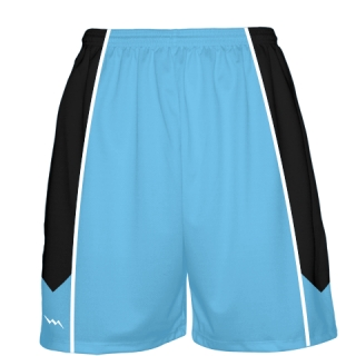 Powder Blue Basketball Shorts