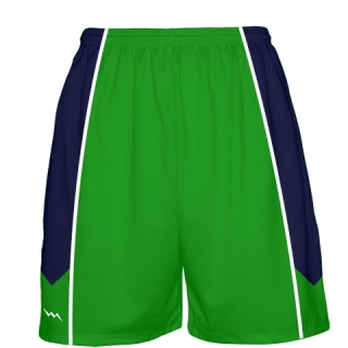 Kelly Green Basketball Shorts