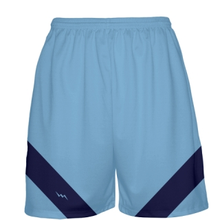 Columbia Blue Basketball Shorts