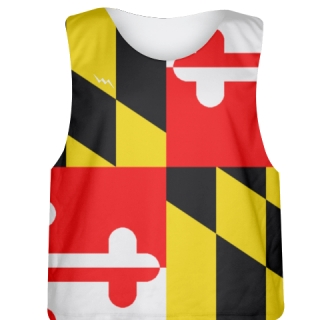 Maryland Flag Pinnie