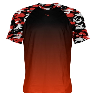 Design Camouflage Shooting Shirts
