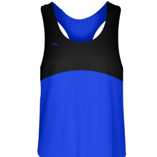 Royal Blue Field Hockey Pinnies