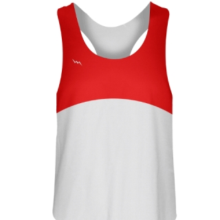 Red Field Hockey Pinnies