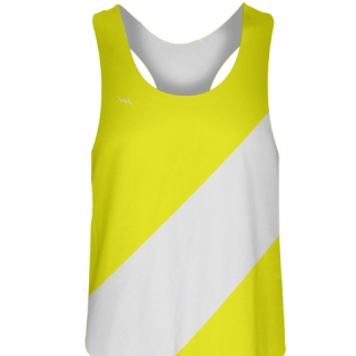 Yellow Field Hockey Pinnies