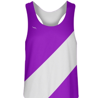 Purple Field Hockey Pinnies