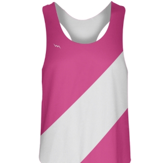 Hot Pink Field Hockey Pinnies