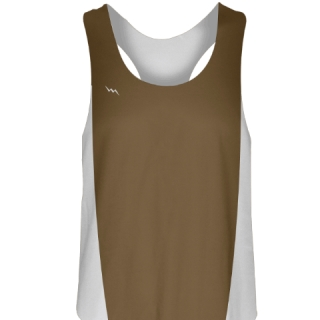 Brown Field Hockey Pinnies
