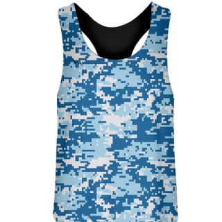 Digital Camouflage Field Hockey Pinnies