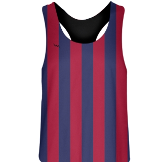 Womens Field Hockey Pinnies Striped