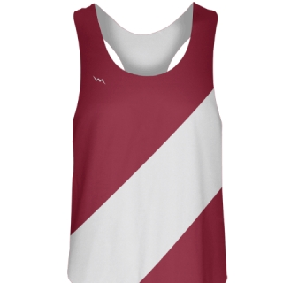 Cardinal Red Field Hockey Pinnies