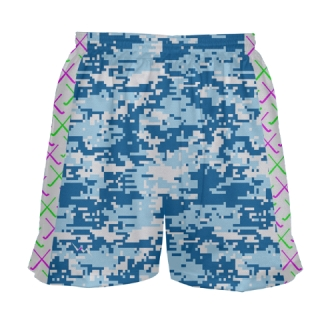 Camouflage Field Hockey Shorts