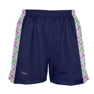 Navy Blue Field Hockey Shorts
