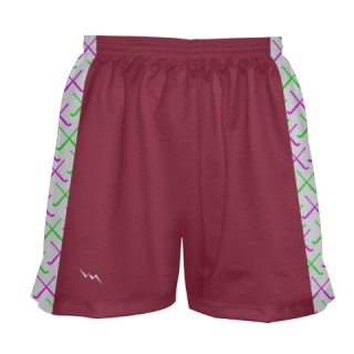 Cardinal Red Field Hockey Shorts