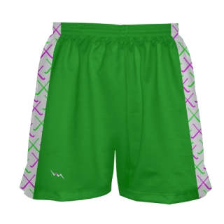 Kelly Green Field Hockey Shorts
