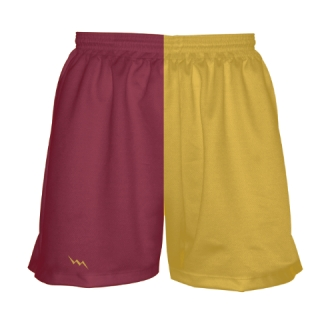 Athletic Gold Field Hockey Shorts