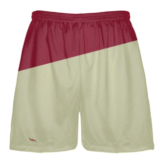 Cardinal Red Ice Hockey Shorts