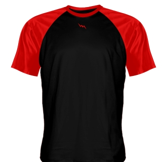 Black Lacrosse Shirts