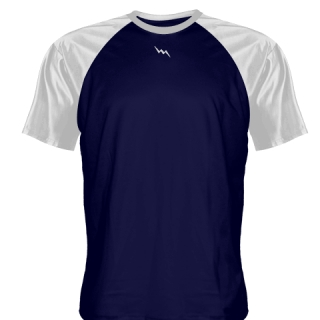 Navy Blue Lacrosse Shirts