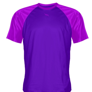 Purple Lacrosse Shirts
