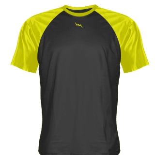 Charcoal Grey Lacrosse Shirts