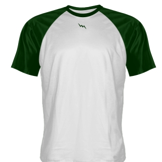 Dark Green Lacrosse Shirts