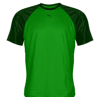 Kelly Green Lacrosse Shirts