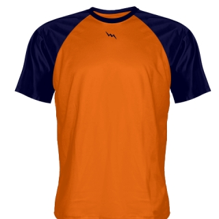 Orange Lacrosse Shirts