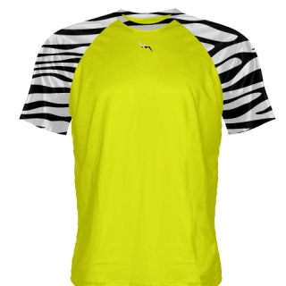 Yellow Lacrosse Shirts
