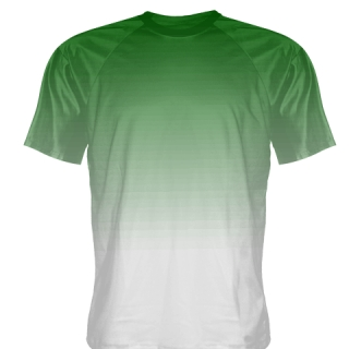 Hunter Green Lacrosse Shirts