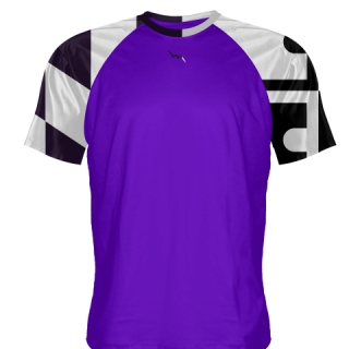 Purple Maryland Flag Shirts