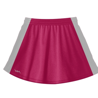 Fluorescent Pink Field Hockey Skirts