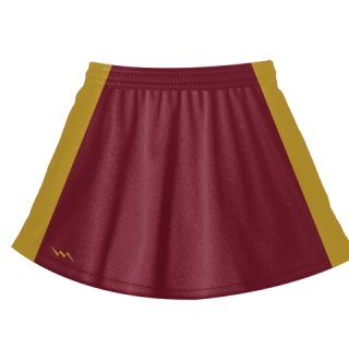 Cardinal Red Field Hockey Skirts