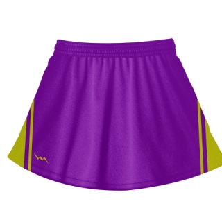Purple Field Hockey Skirts