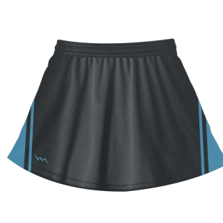 Charcoal Gray Field Hockey Skirts
