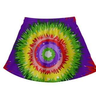 Tie Dye Field Hockey Skirts