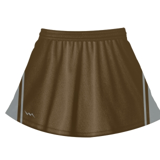 Brown Field Hockey Skirts