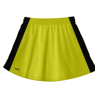 Yellow Lacrosse Skirts