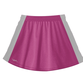 Hot Pink Lacrosse Skirts