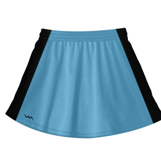 Light Blue Lacrosse Skirts