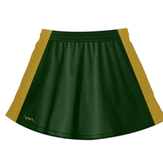 Dark Green Lacrosse Skirts